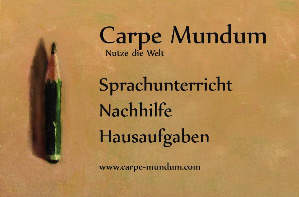 Carpe Mundum
